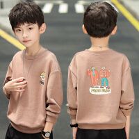 2019春秋季新款儿童装打底衫小孩上衣韩版男童秋款卫衣