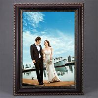 12寸16寸20寸24寸30寸创意婚纱艺术照片框十字绣海报镜框定做尺寸情人节礼物