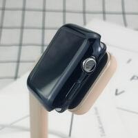 苹果手表4代保护壳全包屏幕applewatch2硅胶软壳iwatc1代保护套s3
