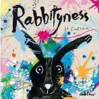 Rabbityness 像兔子一样 (英国亲子网站Bizziebaby 2011- 2012铜奖;人民图书奖最终名单)