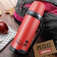 不锈钢保温杯1000ml男女士水杯子便携水壶大容量保温壶保温瓶