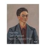 【预订】弗里达卡罗短发自画像Self-Portrait with Cropped Hair
