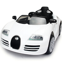 儿童电动车童车四轮摇摆双驱可坐电动汽车跑车宝宝车玩具zf10