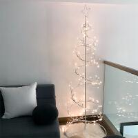 少女心树灯女生租房房间改造网红布置卧室浪漫氛围装饰品