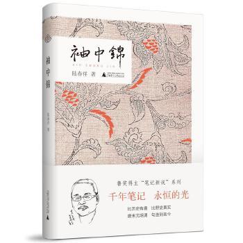 """袖中锦 鲁奖得主陆春祥""""笔记新说""""系列之六,阅三千卷古籍,重述中国故事。 比野史真实,比历史有趣。古人的文章原来可以这样读!"""