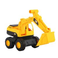 挖机玩具车可坐人 儿童大号工程挖土机可骑扭扭车1-2-3周岁男孩 1
