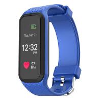 池古 智能手环 新款彩屏智能手环消息提醒心率监测蓝牙运动防水手环