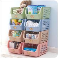 家居厨房水果蔬菜收纳筐杂物储物架玩具零食多层置物架