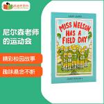 #凯迪克图书 廖彩杏延展书单 Miss Nelson Has a Field Day 尼尔森老师球赛的一天 平装