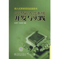 嵌入式系统项目实践技术 ARM嵌入式系统开发与实践