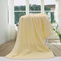 【送方巾】夏季清爽竹纤维大浴巾碳男女比浴巾纯棉柔软吸水