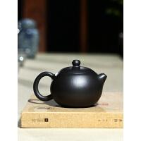 【优选】紫砂壶原矿老紫泥名家纯手工家用泡茶壶茶具套装 壶
