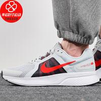 Nike/耐克男鞋新款低帮运动鞋舒适透气轻便耐磨跑步鞋CU3517-006