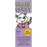 Brain Quest Preschool, revised 4th edition 智力开发系列:学龄前益智 ISB