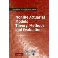 【预订】Nonlife Actuarial Models: Theory, Methods and Evaluatio