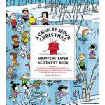 【预订】A Charlie Brown Christmas Wrapping Paper Activity Book