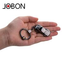汽车钥匙扣 男士高档情侣钥匙挂件女可爱