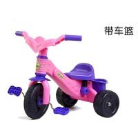 儿童三轮车脚踏车小孩单车宝宝玩具婴幼儿轻便自行车儿童车 1-3岁