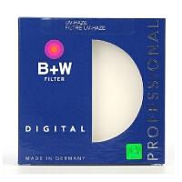 B+W PRO-UV 82mm 单层镀膜UV镜