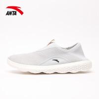 【满299-60】安踏男士运动鞋2021夏季新款舒适跑步户外运动鞋112126605