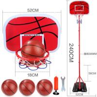 儿童篮球架可升降2-4-5-8-10岁室内落地式球类玩具宝宝蓝球男孩子