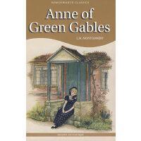 Anne of Green Gables(Wordsworth Classics)绿山墙的安妮 ISBN 978185