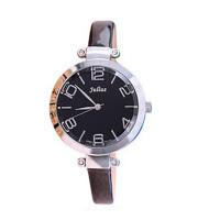 聚利时(Julius) 时尚女表韩版数字皮带学生手表简约女士手表石英表JA-738