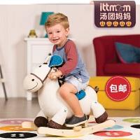 摇摇马 木马儿童摇马小摇椅宝宝儿童室内玩具男孩女孩