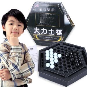 小乖蛋 大力士棋 儿童桌面智力动脑游戏棋 益智玩具