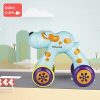 babycare儿童玩具车男孩 1-2-3岁宝宝益智小汽车挖掘机按压回力车