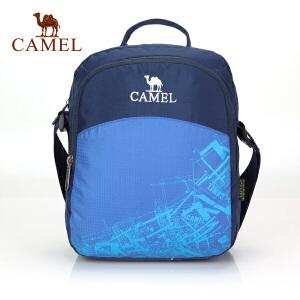 camel骆驼户外单肩包 多用途单肩旅游休闲包 野营徒步挂包