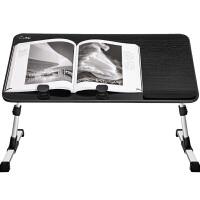 笔记本电脑桌懒人可折叠升降调节支架寝室小桌子做床上用小书桌宿舍大学生放床上家用写字加高小桌板