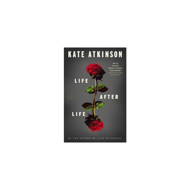 【预订】Life After Life  A Novel 预订商品,需要1-3个月发货,非质量问题不接受退换货。