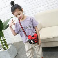 2019新款韩版儿童包包斜挎包可爱公主女孩小包时尚百搭单肩包