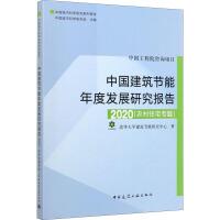 中国建筑节能年度发展研究报告 2020(农村住宅专题) 中国建筑工业出版社