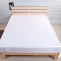 纯棉拉链全包席梦思床垫保护套 床笠床罩四角松紧床垫套 1.58定做定制
