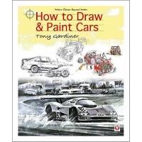 预订How to Draw & Paint Cars