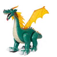 文盛  会下蛋会走路发声电动恐龙玩具 下蛋恐龙5308
