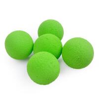 儿童网球小学生初学训练单人网球幼儿园户外教学专用短式比赛网球 网球4只装