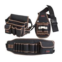 帆布工具包多功能腰包电工腰包五金维修挂包牛津布工具袋