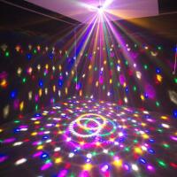 新品水晶魔球灯 MP3星空灯带音响 舞台灯光声控彩灯婚庆灯酒