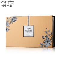 维维尼奥女士香水6支套装持久淡香旅行装小样复兴花园礼盒装 5ml*6
