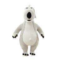 贝赛通(Beston)贝肯熊倒霉熊公仔毛绒玩具企鹅娃娃儿童节礼物男女生日抱枕 正版授权 送运费险
