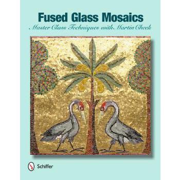 【预订】Fused Glass Mosaics: Master Class Techniques with Martin Cheek 预订商品,需要1-3个月发货,非质量问题不接受退换货。