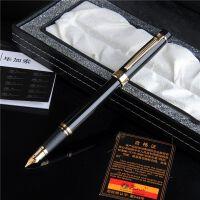 毕加索钢笔 PS-917罗马情缘纯黑铱金钢笔/墨水笔