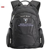 美国森泰斯 15.6寸笔记本双肩包(隐藏式全天候防雨罩)PON-368,户外双肩背包,笔记本电脑包,商务双肩背包