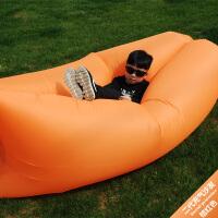 ORSICE户外便携懒人充气沙发床空气沙发气垫床睡袋沙滩折叠午休椅