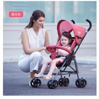 小龙哈彼婴儿推车超小轻便折叠简易宝宝伞车夏季棉垫可拆便携童车