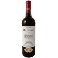 富丽庄园梅多克干红葡萄酒