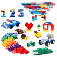 儿童兼容乐高积木拼插积木玩具创意DIY儿童玩具拼插积木